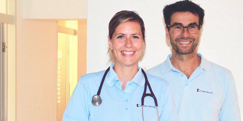 Ihre Hausärzte - Esther Borsay + Frank Meusel
